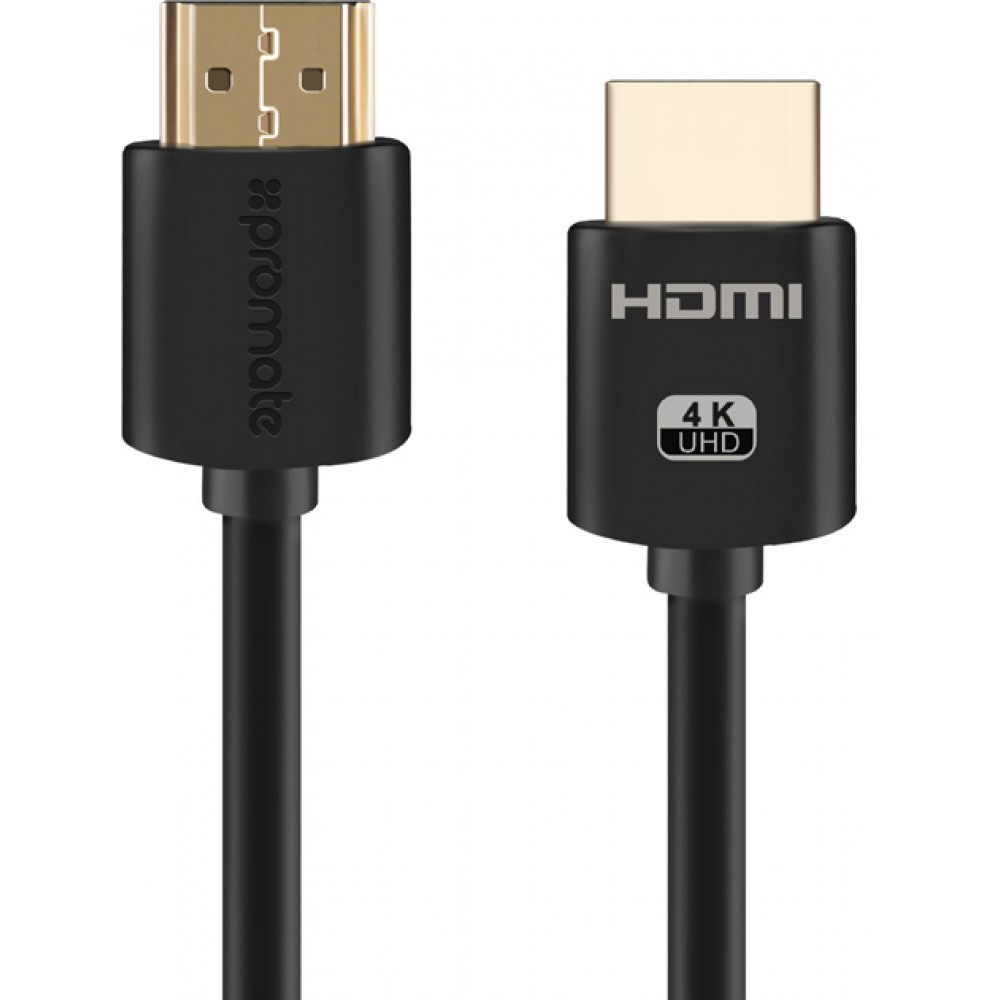 PROMATE 4K HDMI CABLE PROLINK 3M BLACK