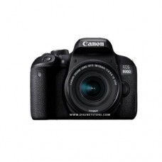 كانون كاميرا EOS-800D KIT 18-55 STM