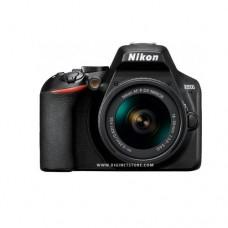 نيكون كاميرا احترافية D3500 18.55mm VR LENS KIT أسود