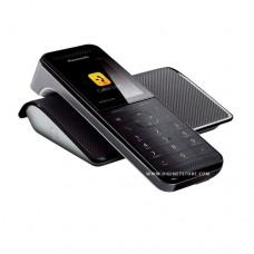 باناسونيك هاتف لاسلكي سمارت KX-PRW110  أبيض و أسود