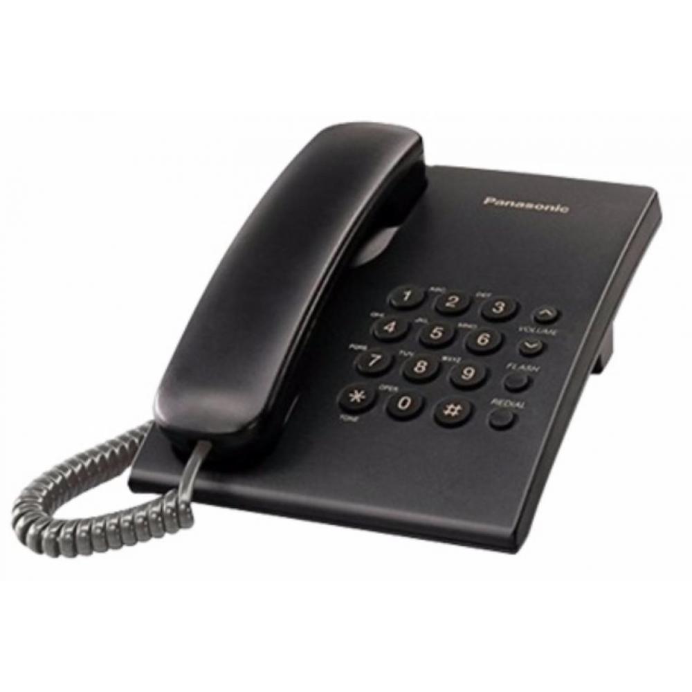 PANASONIC CORD PHONE KX-TS500MX  GRAY