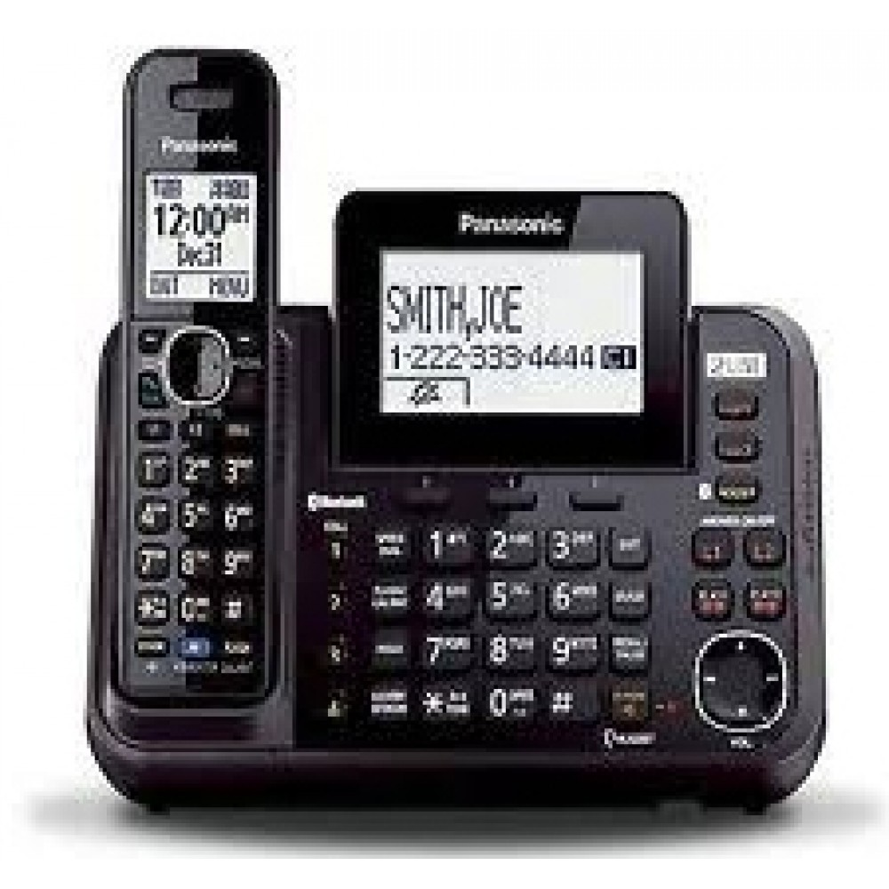 PANASONIC CORDLESS PHONE KX-TG 9541 2 LINE MALAYSIA