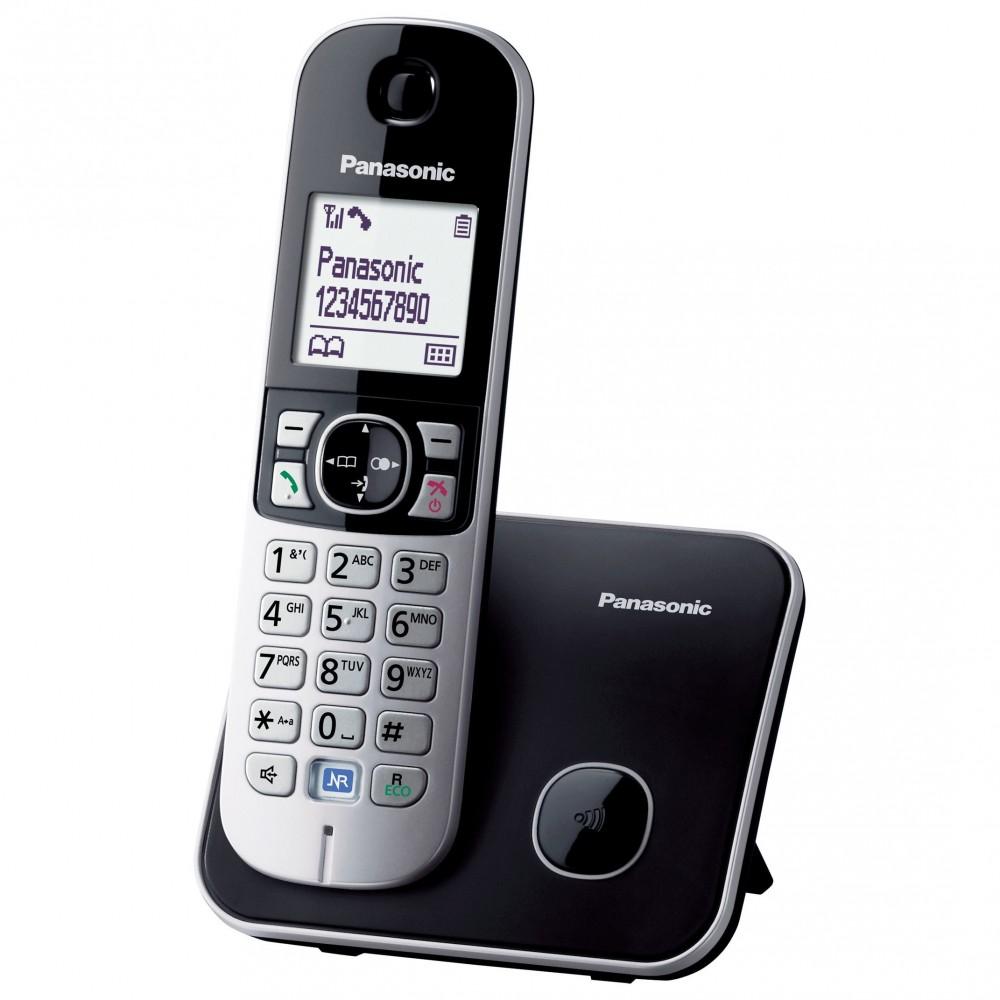 PANASONIC DIGITAL CORDLESS PHONE KX-TG 6811 WHITE