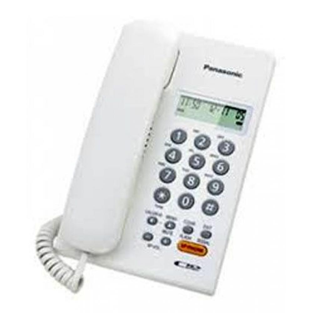 PANASONIC CORDED PHONE KX-TSC62SX WHITE