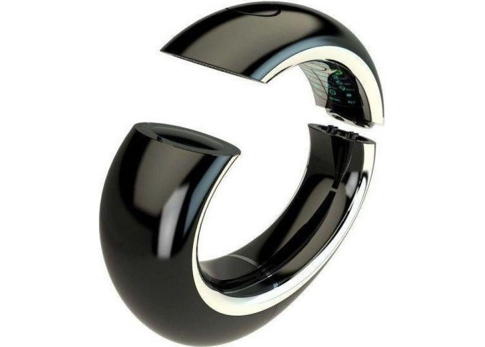 AEG CORDLESS PHONE ECLIPSE-15 TWIN BLACK