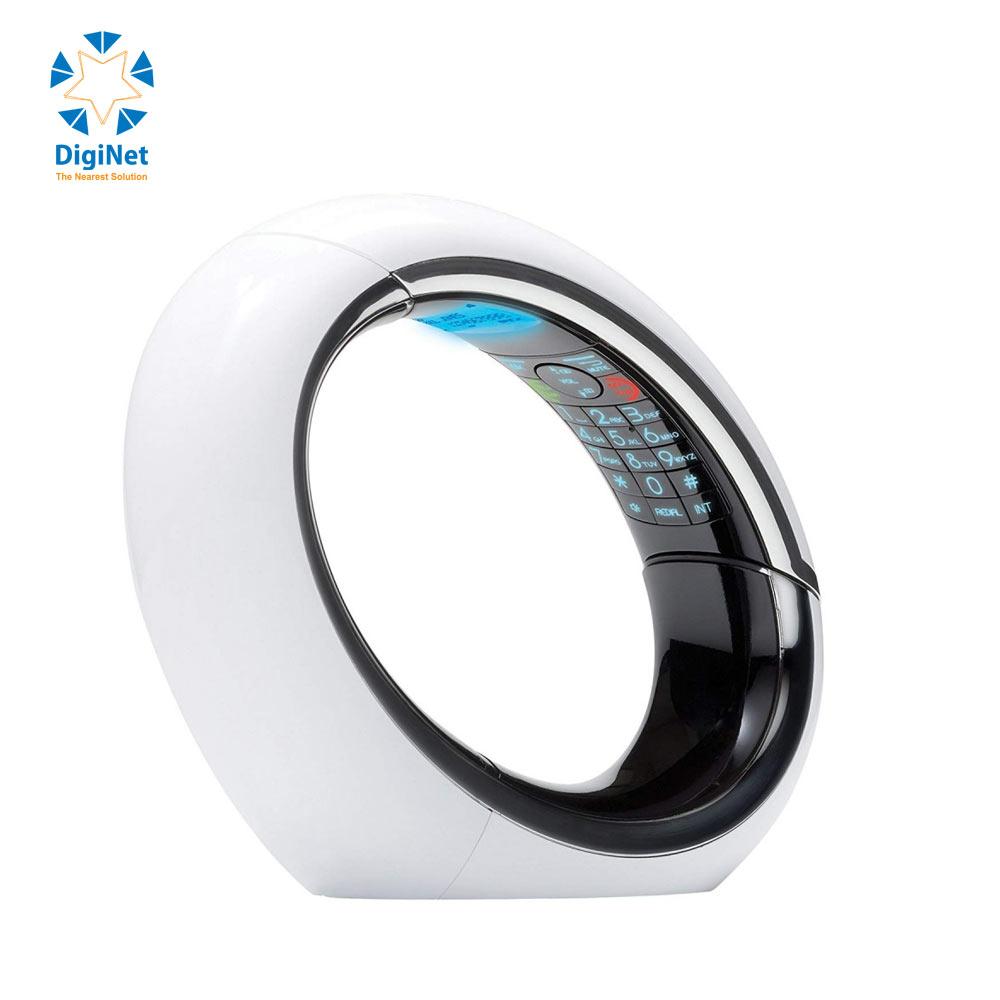 AEG CORDLESS PHONE ECLIPSE-15 WHITE