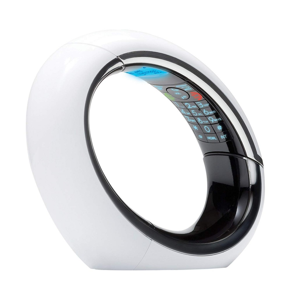 AEG CORDLESS PHONE ECLIPSE-15 WHITE