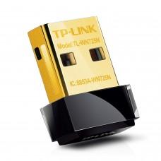 تي بي لينك  WN725N محول نانو USB 150Mbps أسود