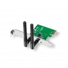 تي بي لينك كرت شبكة لاسلكية TLWN881ND 300Mbps N PCI EXPRESS