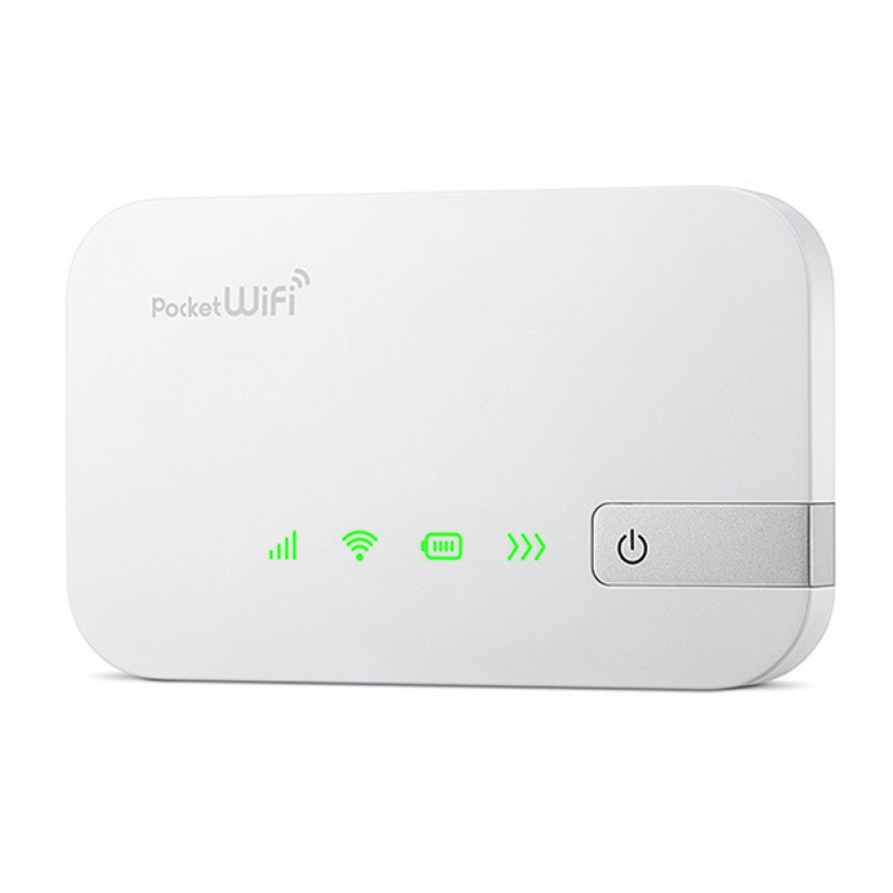 HUAWEI WIRELESS POCKET 4G ROUTER 401HW WHITE