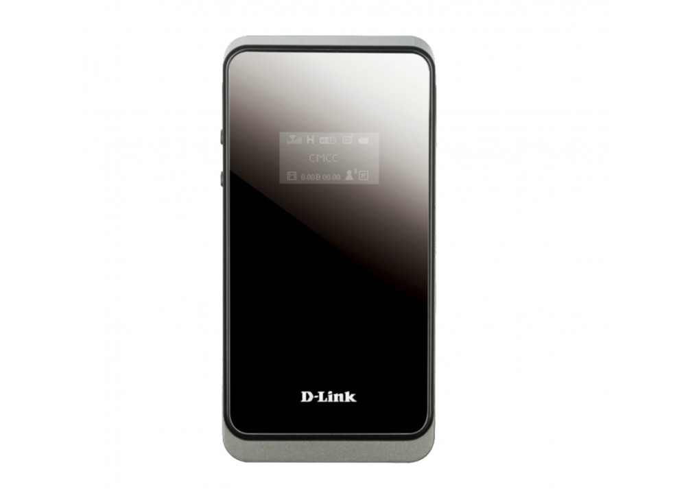 D-LINK WIRELESS PORTABLE 3G ROUTER 3G-730 BLACK