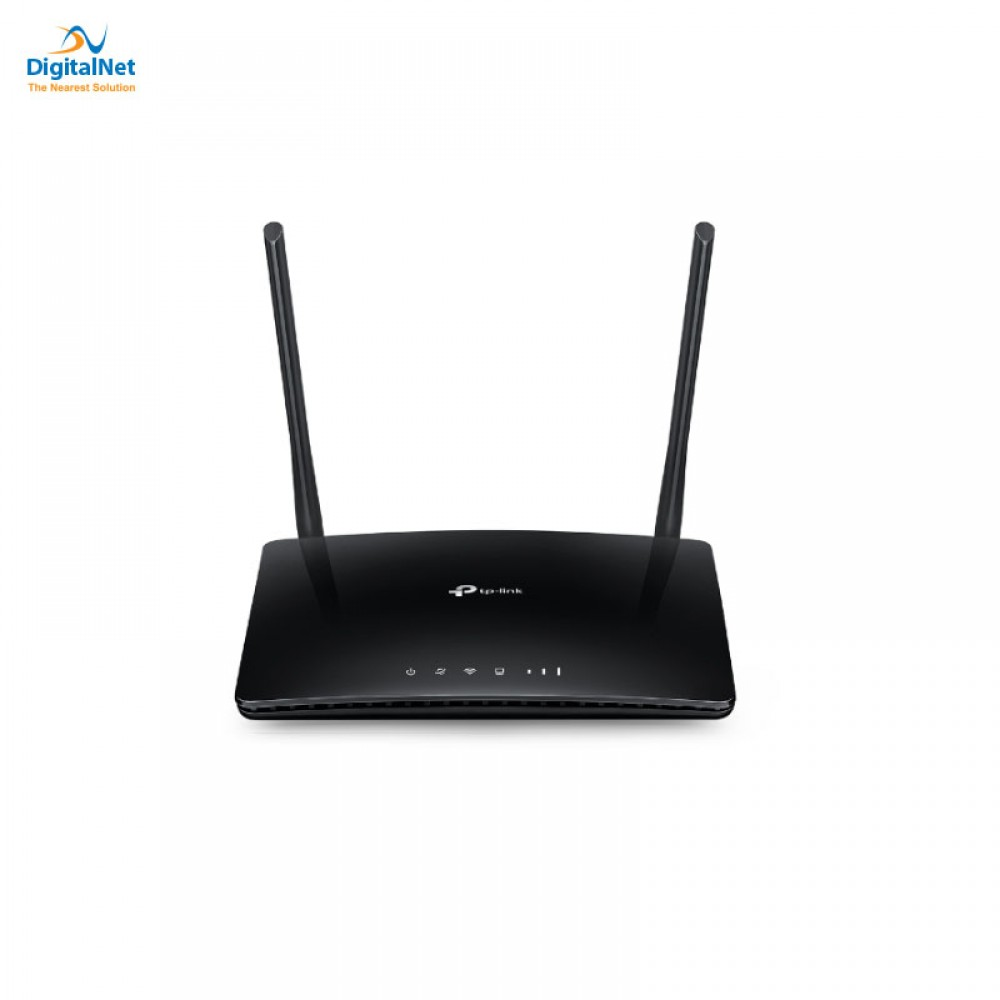 TP-LINK MR6400 300Mbps WIRELESS DUAL BAND 4G LTE ROUTER BLACK
