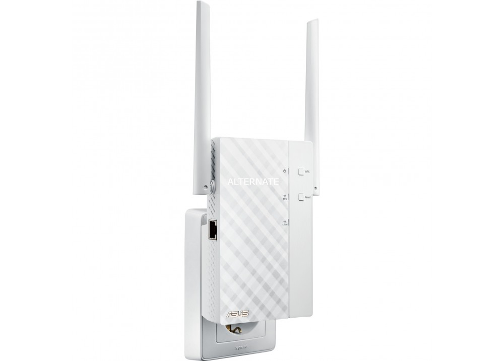 ASUS WIRELESS ACCESS POINT RP-AC56 DUAL BAND AP/REPEATER MEDIA BRIDGE