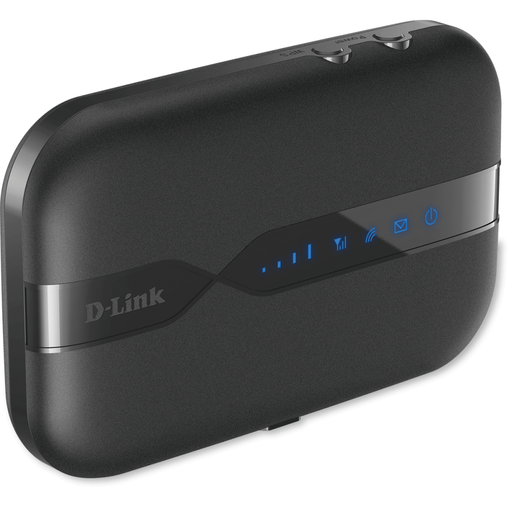 D-LINK 4G ROUTER MOBILE DWR-932C BLACK