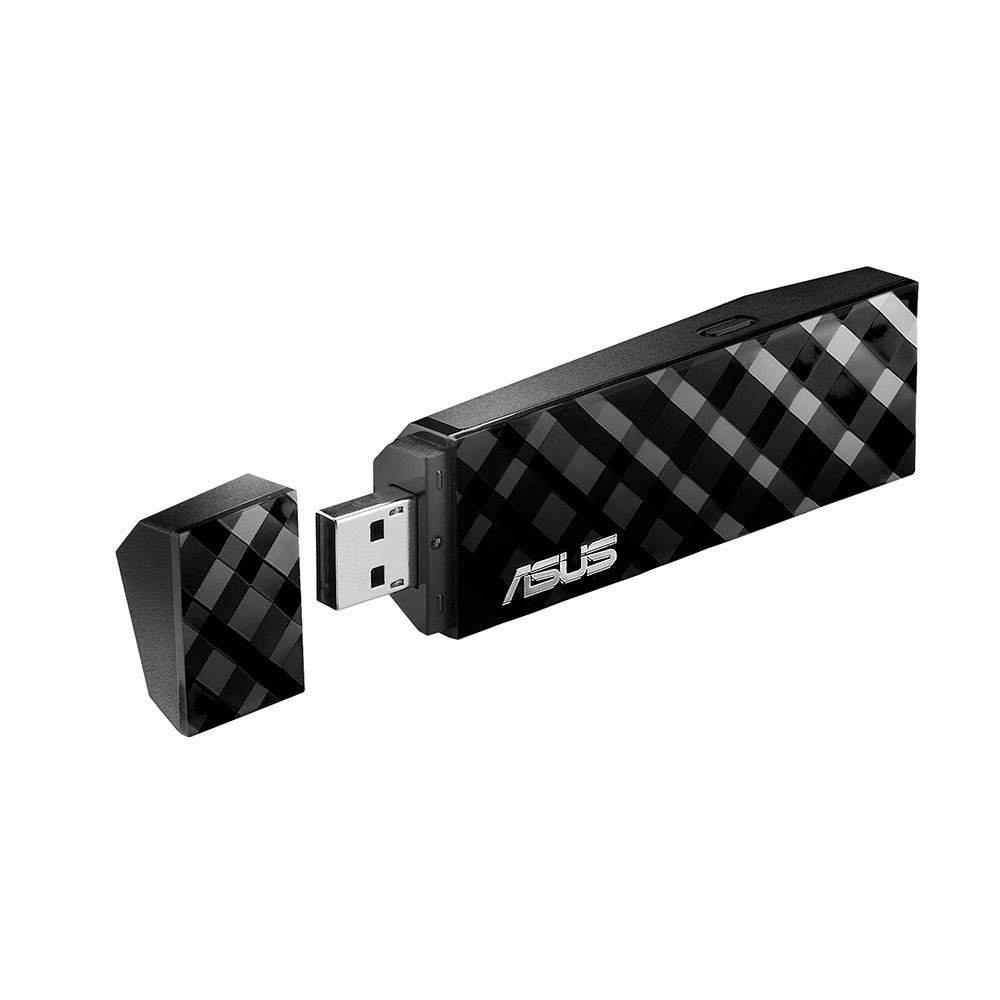 ASUS USB-AC53 DUAL-BAND WIRELESS AC1200 BLACK