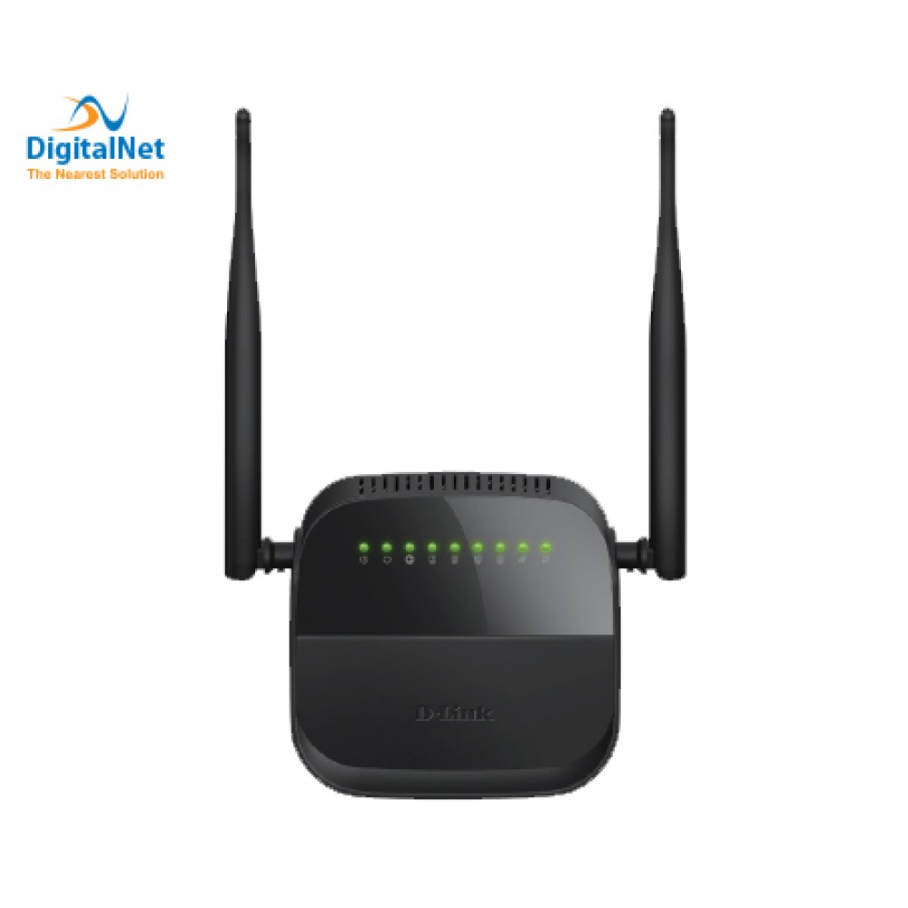 D-LINK WIRELESS ADSL ROUTER DSL-124 N300M