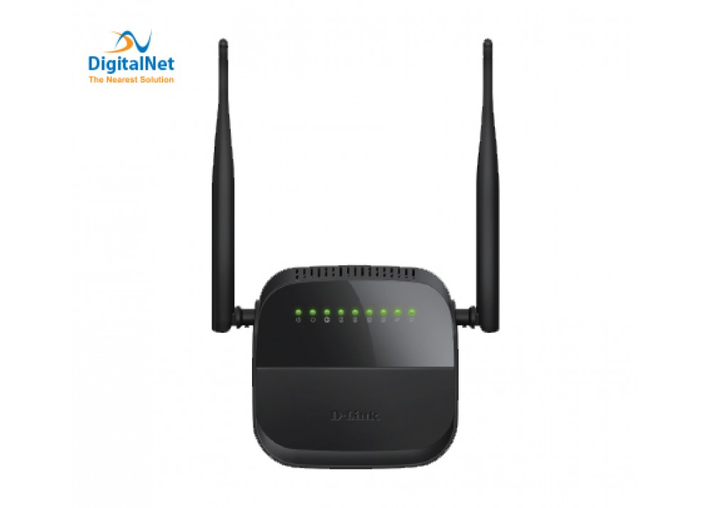 D-LINK WIRELESS ADSL ROUTER DSL-124 N300