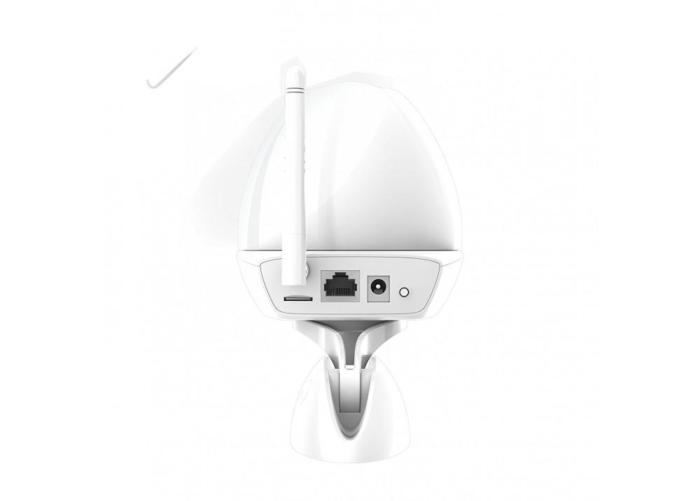TP-LINK TL-NC450 WI-FI CAMERA HD NIGHT VISION PAN/TILT WHITE