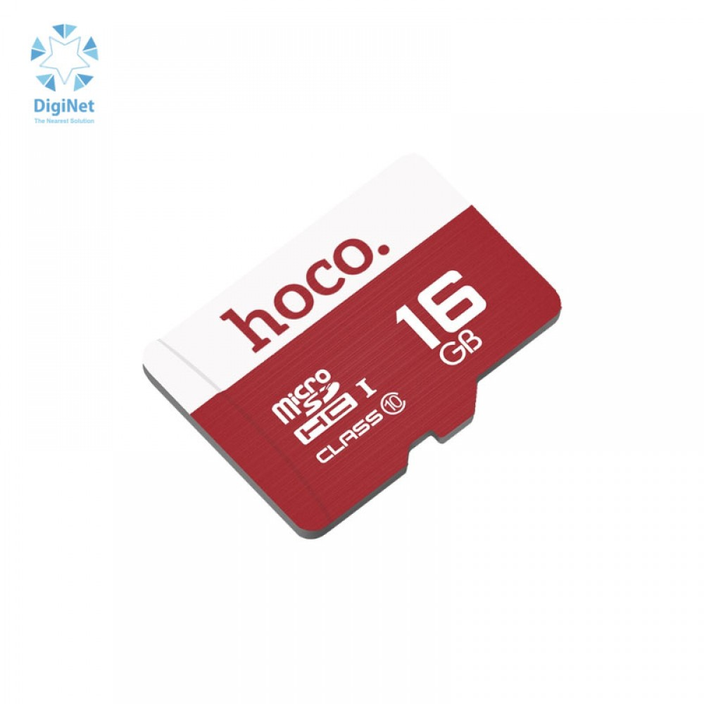 HOCO TF CARD 16GB RED