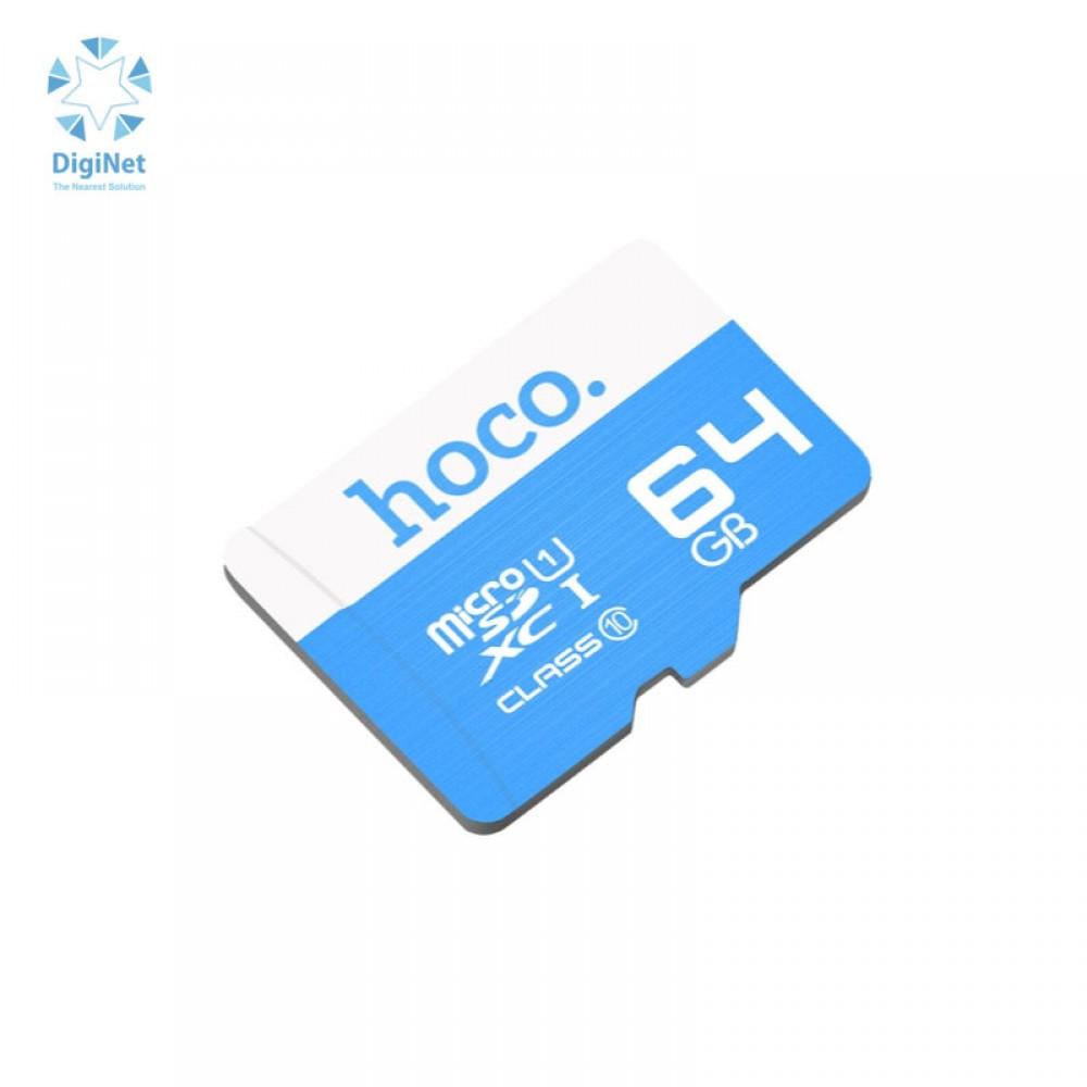 HOCO TF CARD 64GB BLUE