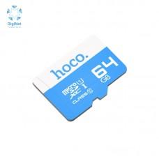 هوكو بطاقة ذاكرة  TF 64GB أزرق