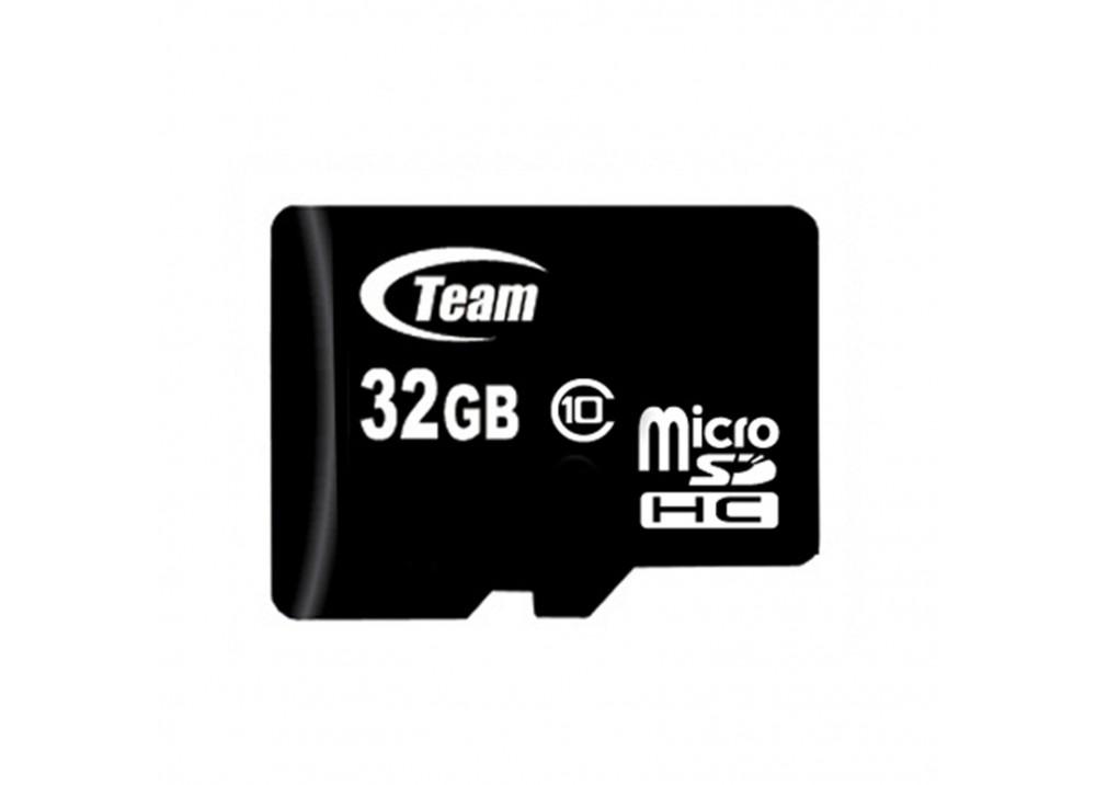TEAM MICRO SD CARD 32GB CLASS10