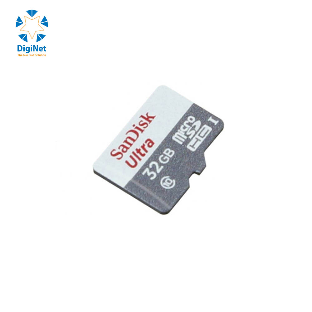 SANDISK MICRO SD CARD SDHC 32GB C10-80MB/S