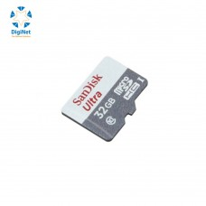سانديسك كرت ذاكرة MICRO SD SDHC 32GB C10-80MB/S