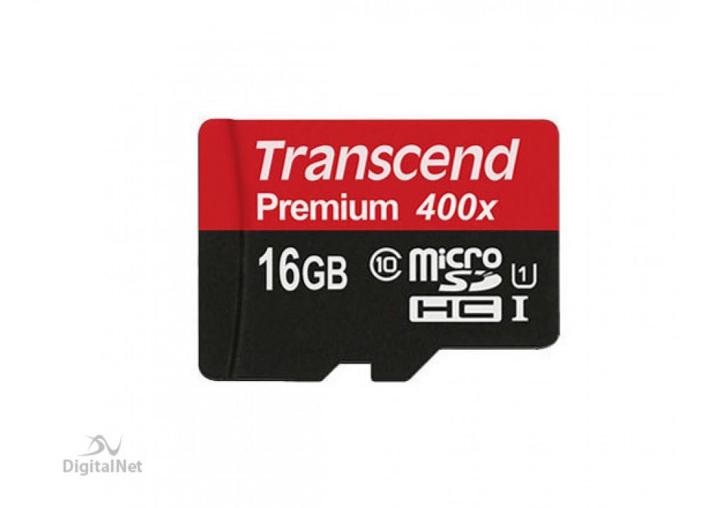 TRANSCEND SD CARD SDXC/SDHC  PREMIUM 200X 16GB CLASS 10 FOR CAM