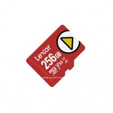 ليكسار كرت ذاكرة ألعاب 256GB Play micro SDXC UHS-I Card 150MB/s