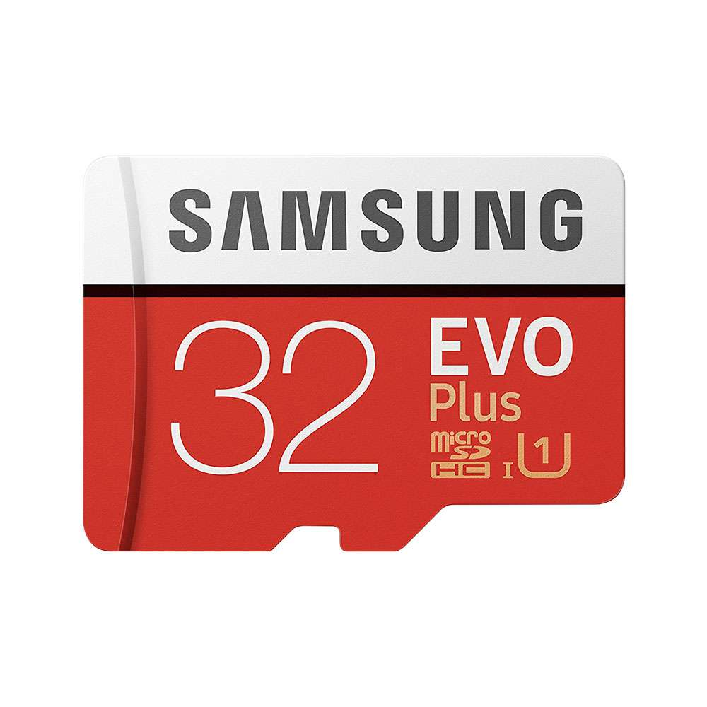 SAMSUNG EVO MICRO SD CARD  SDHC 32GB CLASS 10 95MB WITH ADAPTER