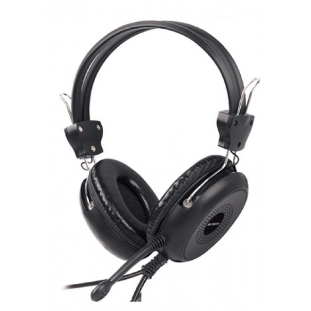 A4 TECH WIRED HEADSET HS-30 BLACK