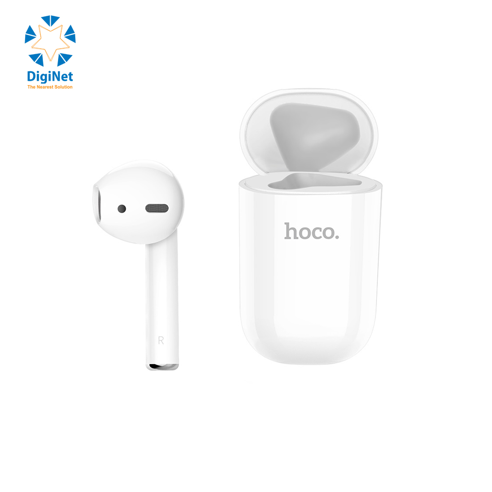 HOCO EARPHONE WIRLESS E43 WHITE