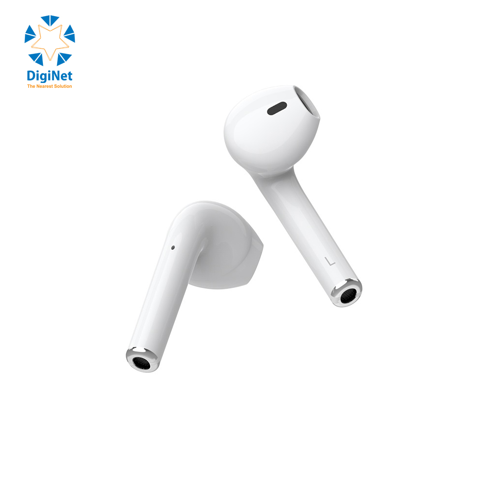 HOCO EARPHONE WIRELESS  ES20 PLUS ORGINAL SERIES APPLE WHITE