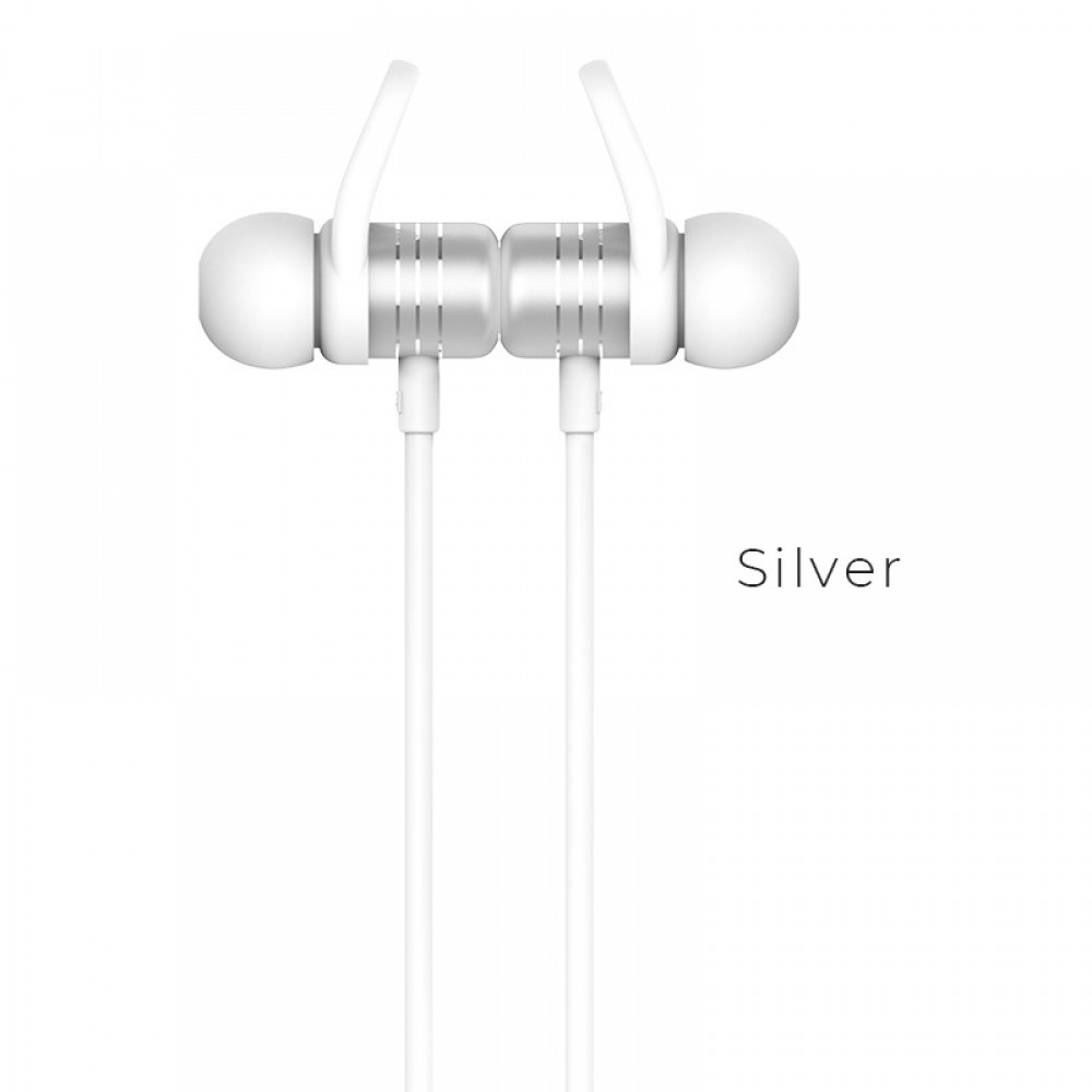 HOCO BLUETOOTH EARPHONE ES14 SILVER