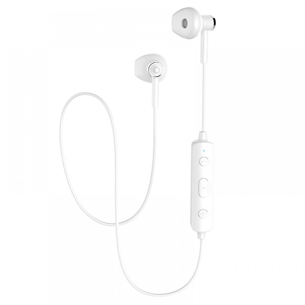 HOCO BLUETOOTH EARPHONE  ES21 WHITE
