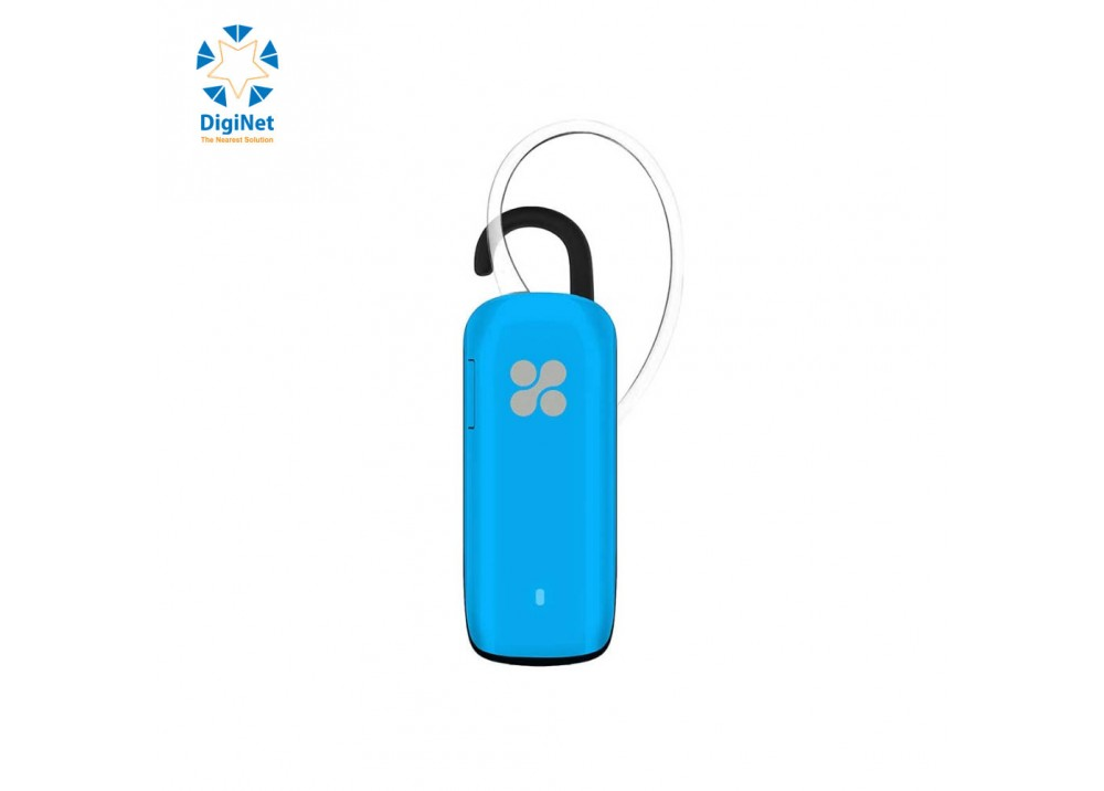 PROMATE MINI BLUETOOTH HEADPHONE MONDO BLUE