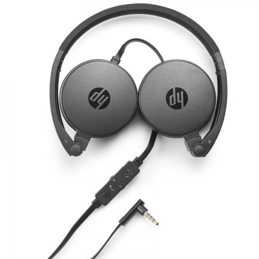 HP HEADSET H2800 BLACK CLEARANCE 1