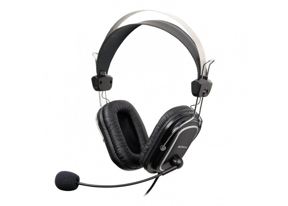 A4 TECH WIRED HEADSET HS-50-I BLACK