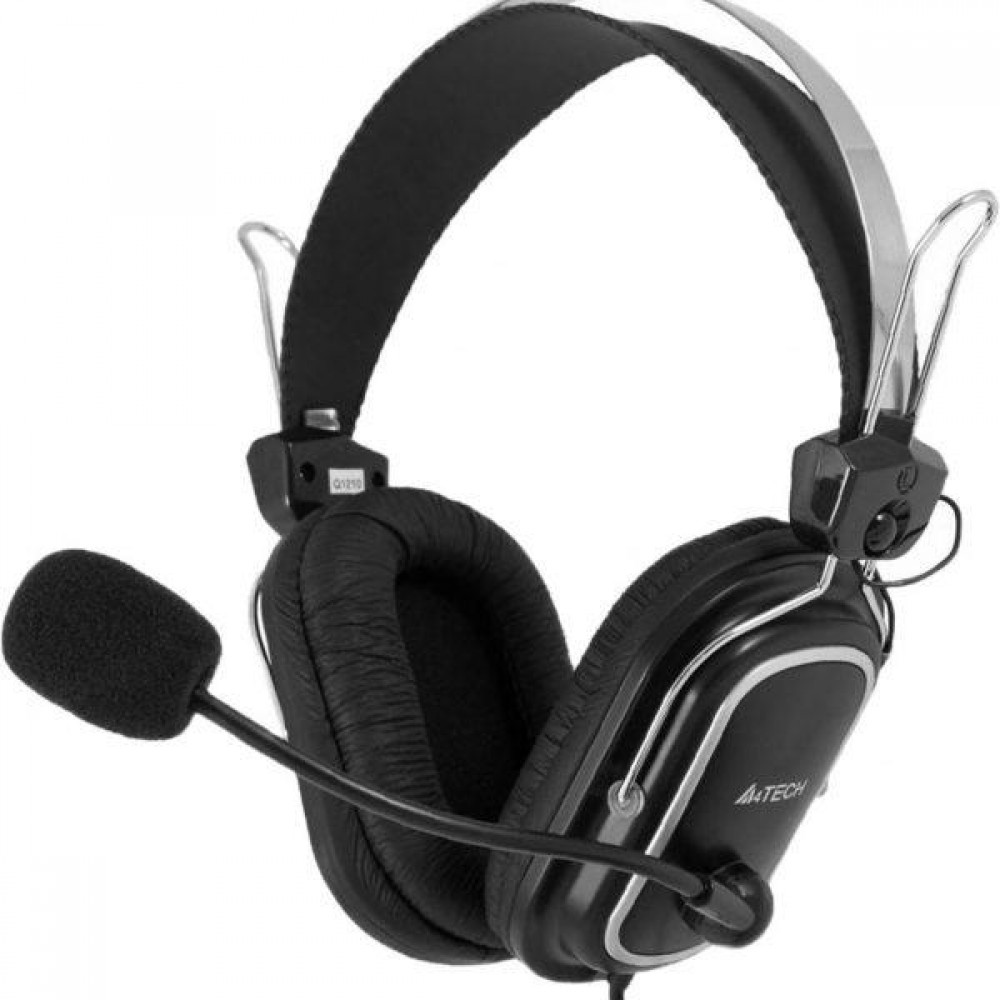 A4 TECH WIRD HEADSET HS-200 BLACK