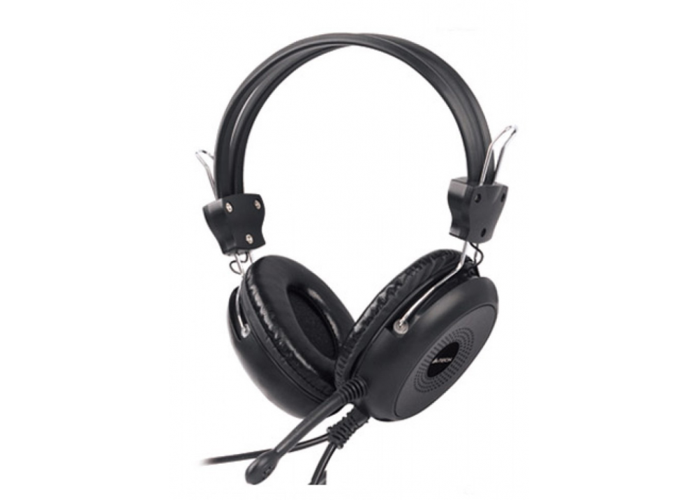 A4 TECH WIRED HEADSET HS-30-I BLACK