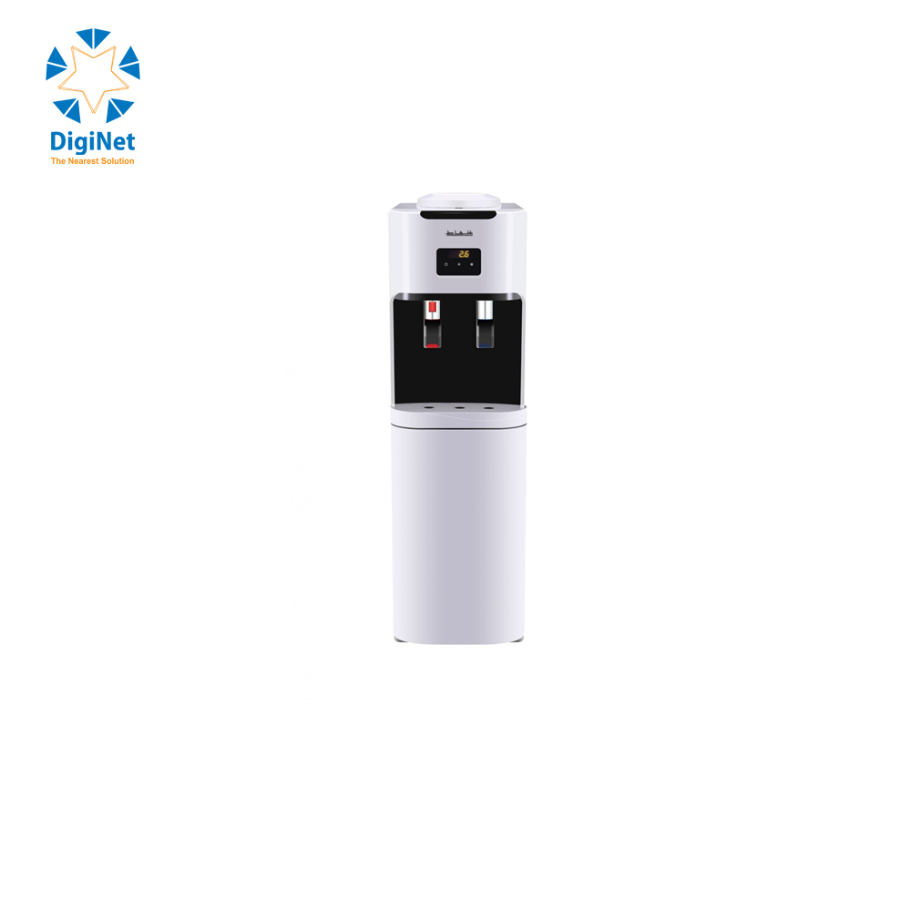 ALHAFEZ WATER COOLER WITH REFRIGERETING MWR 1519 WHITE