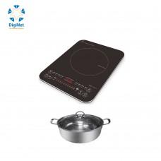 شوفينغ طباخ مع وعاء حساء  LY-221 2000W TOUCH + 960G
