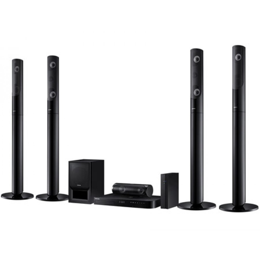SAMSUNG HOME THEATER J5550 WK 5.1 1000W BLU-RAY 3D WIFI SMART