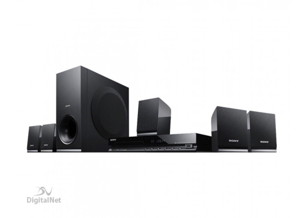 SONY DVD HOME THEATRE SYSTEMS SPEAKERS 5.1 300 WATTS
