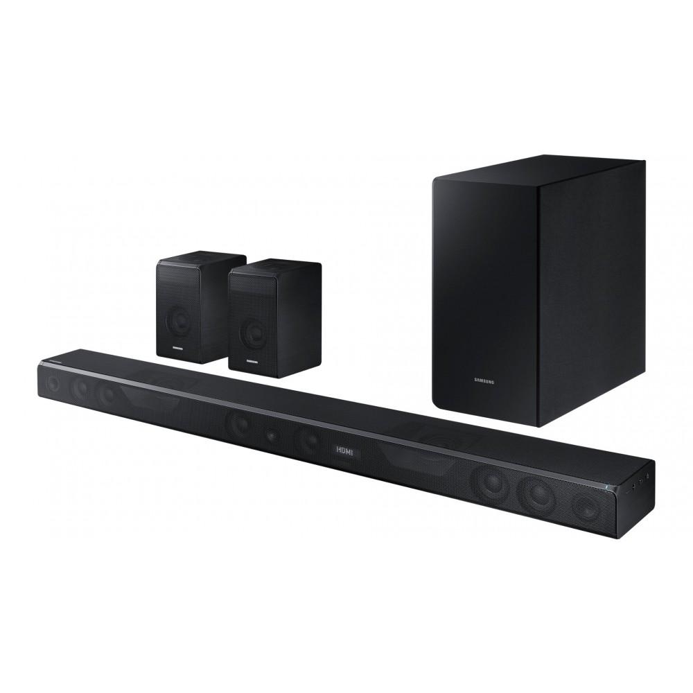 SAMSUNG SOUNDBAR HW-K950 5.1.4 WIRELESS WITH DOLBY ATMOS BLACK