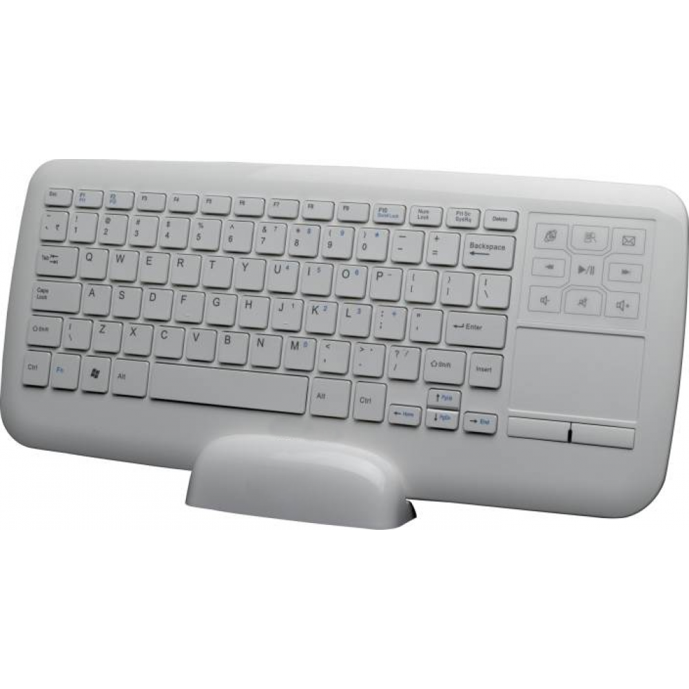 DELUX WIRELESS KEYBOARD WITH MOUSE 2880G COMBO USB BLACK