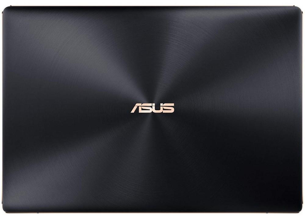 """ASUS ZENBOOK S UX391UA I7-8550U 16GB 512GB SSD 13.3""""T WIN 10 WITH BAG & BEN BLUE"""