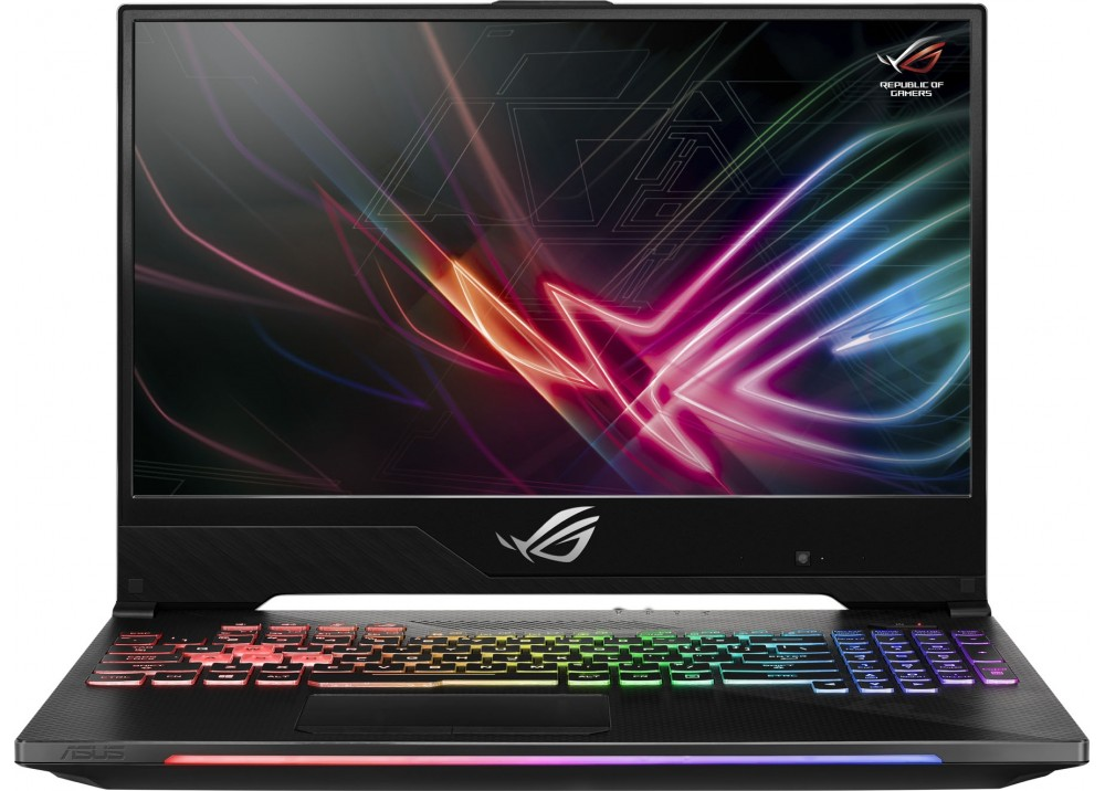 "ASUS ROG STRIX GL504GS I7-8750H 16GB 1TB+256GB SSD 8D VGA 15.6"" BLACK"