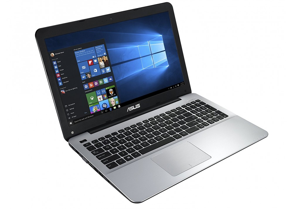 ASUS X540UP I7-7500U 8GB 1TB 2GB VGA 15.6'' FULL HD SILVER